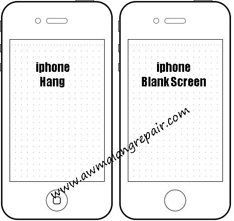 iphone hang