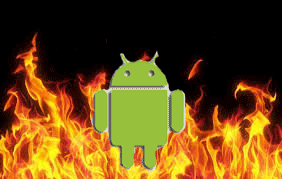 android over head