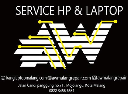 service hp malang kota
